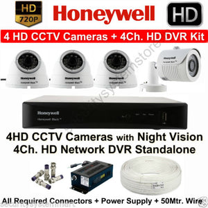 Honeywell HABC-1005PI, Honeywell HADC-1005PI, Honeywell HA-DVR-1104-S