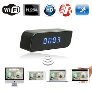 Wifi IP Camera Video Recording on Micro SD Card, Motion Detection Sensor, Mobile App, Night Vision