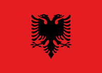 Albania Nylon Flags