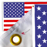 U.S.A. Flag | 2-Ply Poly-Max Outdoor (Made in USA)