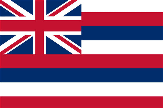 Hawaii State Nylon Flags