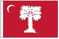 Citadel Big Red 3x5 Flag