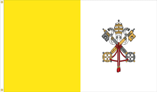 Papal Outdoor Nylon Flags