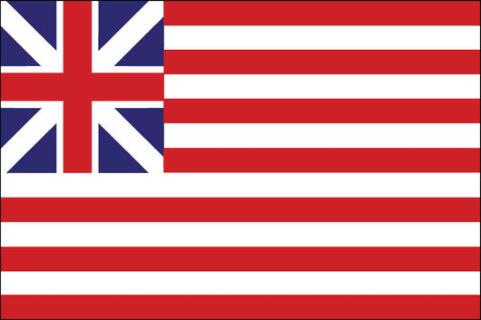 Grand Union Nylon Flag
