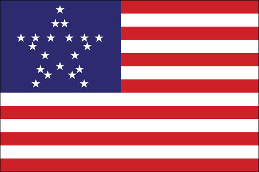 Great Star Nylon Flag