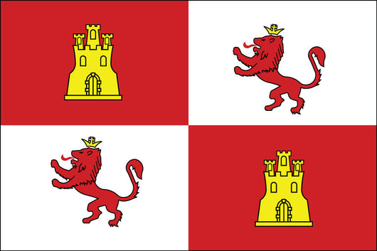 Royal Standard of Spain Nylon Flag