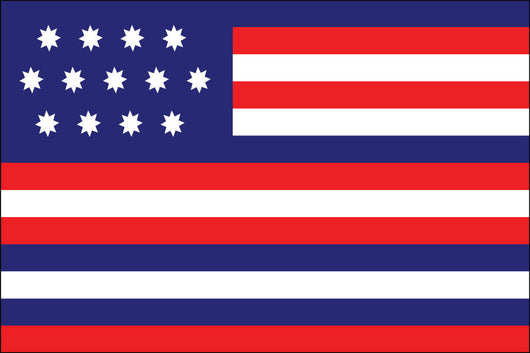 Serapis Nylon Flag