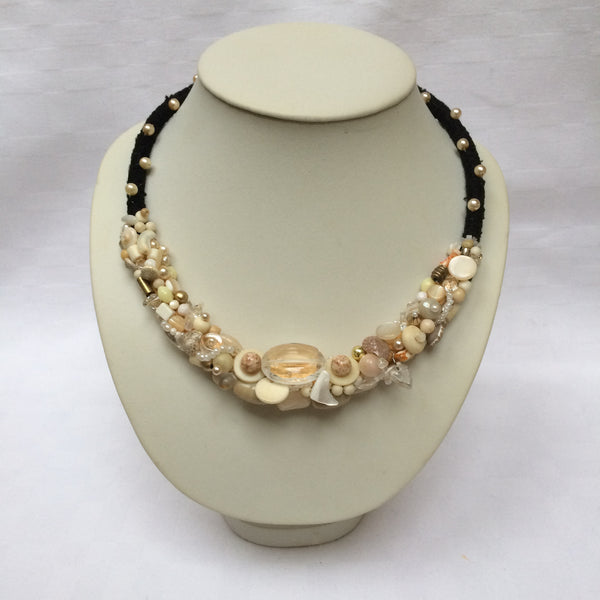 Ivory Collar necklace