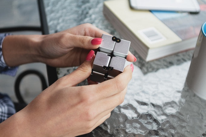 infinity cube 3. fidget in style with infinity cube infinity cube 3 o