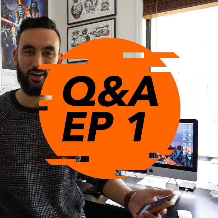 INSPIRATION, SOCIAL MEDIA ADVICE, INSTAGRAM HUSTLE | Ryan Bowles Q&A Episode 1