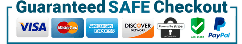 call me for help guaranteed safe checkout logo