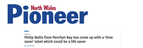 in case of an emergency north wales pioneer article