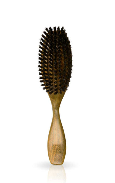 Exclusive: Natural Curls Club Signature Boar Bristle Brush - Natural Curls Club