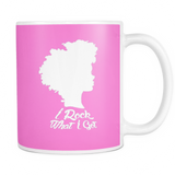 I Rock What I Got Mug - Natural Curls Club