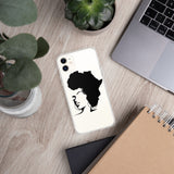 The Rooted Queen iPhone Case