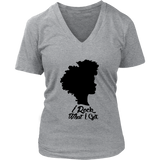 I Rock What I Got Tee Dark - Natural Curls Club