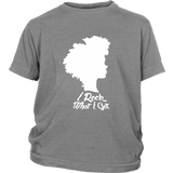 I Rock What I Got Youth Tee - Natural Curls Club