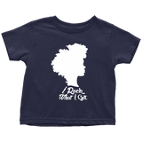 I Rock What I Got Toddler Tee - Natural Curls Club