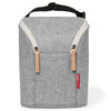 Skip Hop - Double Bottle Bag- Grey Melange