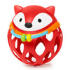 Skip Hop Explore & More Fox Roll Around Rattle
