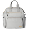 Skip Hop Main Frame Wide Open Backpack - Cement