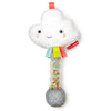 Skip Hop Silver Lining Cloud Rainstick Rattle
