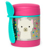 Skip Hop Luna Llama Zoo Insulated Food Jar