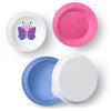 Skip Hop - Butterfly Smart Serve Non-Slip Bowls