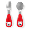 Skip Hop - Dalmatian Zootensils Fork and Spoon Set