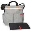 Skip Hop Duo Signature - Grey Melange