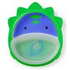 Skip Hop Zoo Dino Smart Serve Plate & Bowl
