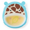 Skip Hop - Giraffe Zoo Smart Serve Plate & Bowl