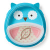 Skip Hop - Owl Zoo Eat Neat Plate Set