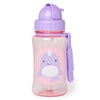 Skip Hop Zoo Nova Narwhal Water Bottle