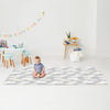 Skip Hop - Doubleplay Reversible Playmat- Cloud/Mini Dot