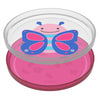 Skip Hop Zoo Blossom Butterfly Smart Serve Non Slip Plates