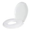 2-IN-1 Toilet Trainer  White