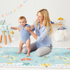 Skip Hop Doubleplay Reversible Playmat - Little Travellers