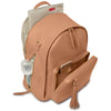 Skip Hop - Greenwich Simply Chic Backpack - Caramel