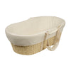 Moses Basket  Cream