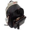 Skip Hop - Greenwich Simply Chic Backpack- Black