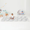Skip Hop Doubleplay Reversible Playmat - Cloud & Mini Dot