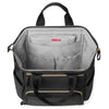 Skip Hop Main Frame Wide Open Backpack - Black