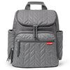 Skip Hop Grey Forma Nappy Backpack