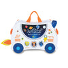 Trunki - Skye the Spaceship Ride-on Luggage