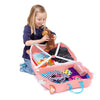 Trunki - Flossi the Flamingo Ride-On Luggage