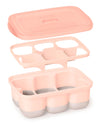 Skip Hop Easy Fill Freezer Trays - Grey/Coral