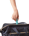 Skip Hop - Easy Fold Travel Spoons - Grey/Soft Teal