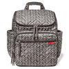 Skip Hop - Forma Backpack - Grey Feather