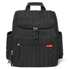 Skip Hop Black Forma Nappy Backpack